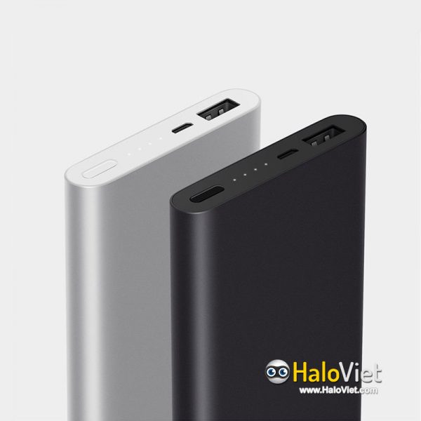 Pin sạc dự phòng Xiaomi Mi Gen 2 10.000 mAh - 2
