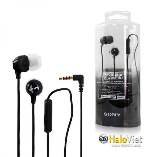 Tai nghe EP Sony MDR-EX15AP (Hàng Chính Hãng) - 4