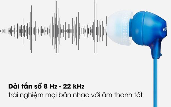 Tai nghe EP Sony MDR-EX15AP (Hàng Chính Hãng) - 8