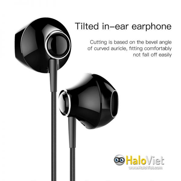 Tai nghe In-Ear Baseus Encok H06 Lateral - 4