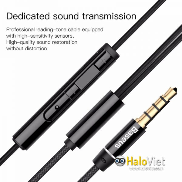 Tai nghe In-Ear Baseus Encok H06 Lateral - 6