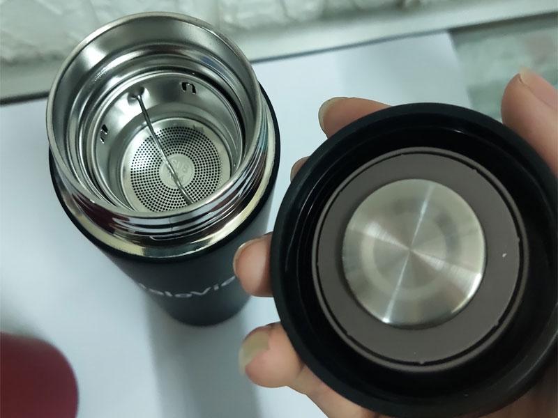 Bình giữ nhiệt thông minh hiển thị nhiệt độ Halo Việt BGNTM1 500ml - 11