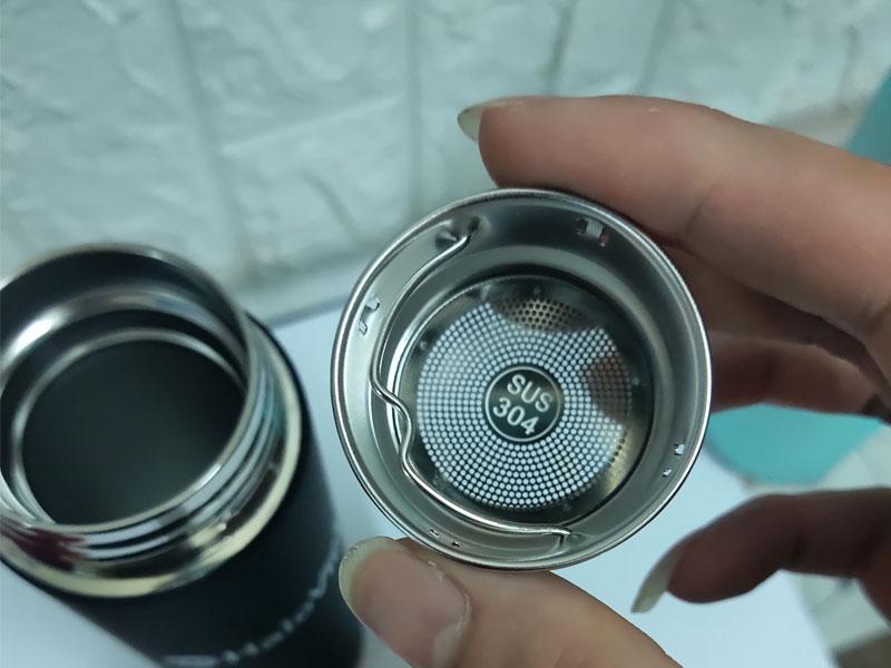 Bình giữ nhiệt thông minh hiển thị nhiệt độ Halo Việt BGNTM1 500ml - 12