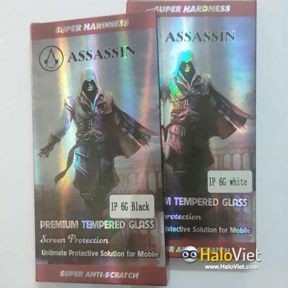 Kính cường lực full màn hình Assassin cho iPhone 6 - 1