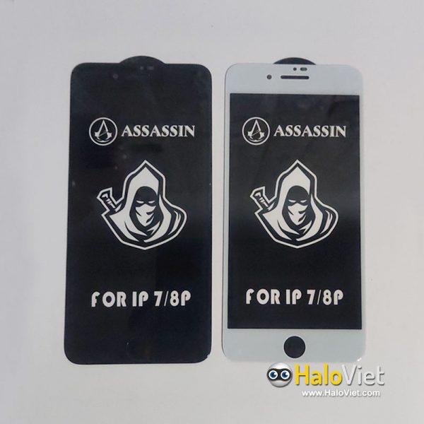 Kính cường lực full màn hình Assassin cho iPhone 7 Plus/8 Plus - 1