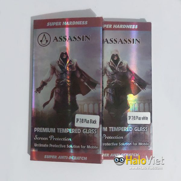Kính cường lực full màn hình Assassin cho iPhone 7 Plus/8 Plus - 4