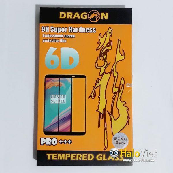 Kính cường lực full màn hình Dragon cho iPhone Xs Max - 1