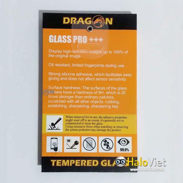 Kính cường lực full màn hình Dragon cho iPhone Xs Max - 3
