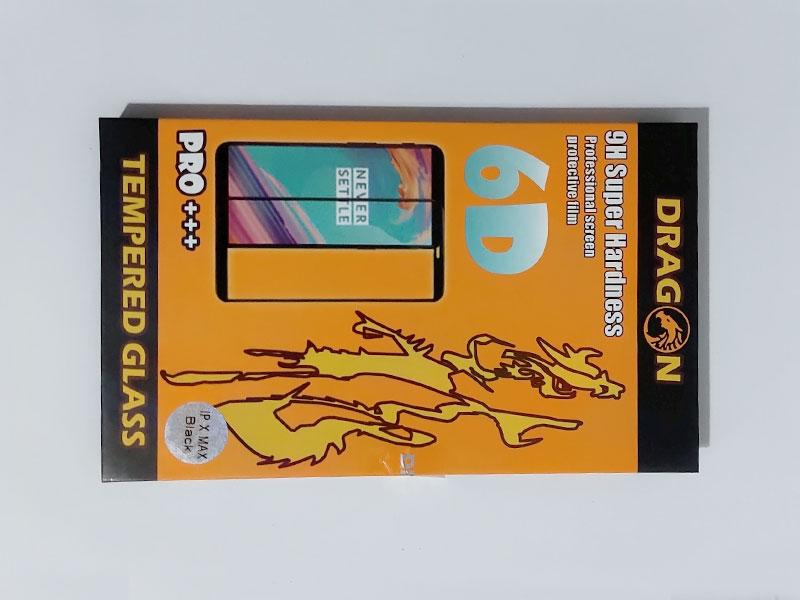 Kính cường lực full màn hình Dragon cho iPhone Xs Max - 4