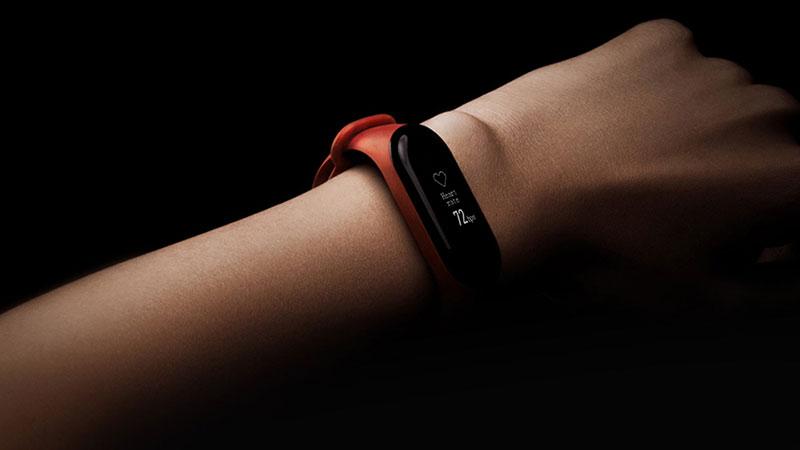Vòng đeo tay thông minh Xiaomi Mi Band 3 - 10