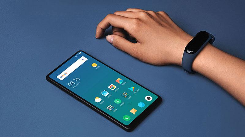 Vòng đeo tay thông minh Xiaomi Mi Band 3 - 11