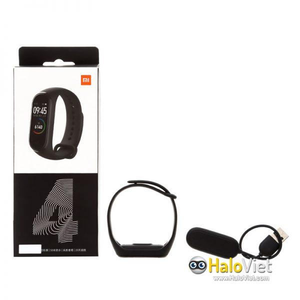 Vòng đeo tay thông minh Xiaomi Mi Band 4 - Hàng nhập khẩu - 6