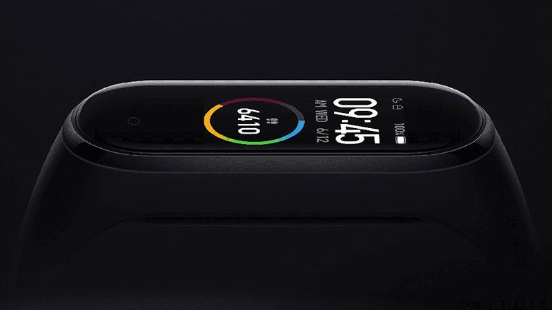 Vòng đeo tay thông minh Xiaomi Mi Band 4 - Hàng nhập khẩu - 8