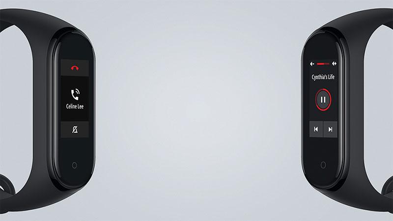 Vòng đeo tay thông minh Xiaomi Mi Band 4 - Hàng nhập khẩu - 9