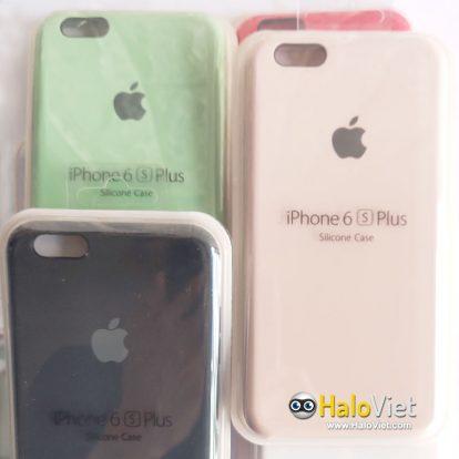 Ốp chống bẩn nhiều màu cho iPhone 6 Plus/6S Plus - 1