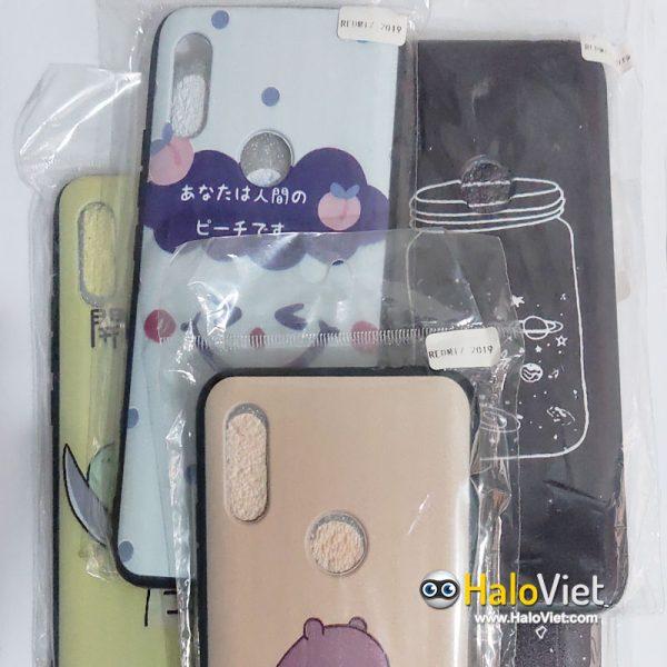 Ốp dẻo 6D in hình cho Xiaomi Redmi 7 - 2