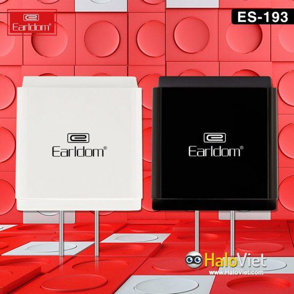 Bộ sạc nhanh 2 cổng Earldom ES-193 - 1