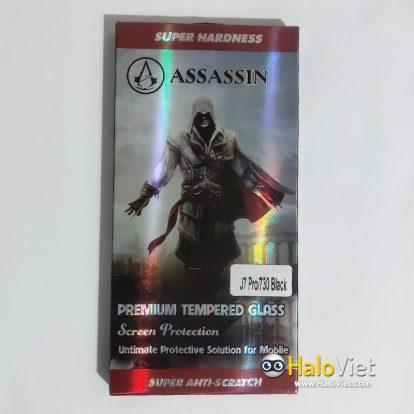 Kính cường lực full màn hình Assassin cho Samsung Galaxy J7 Pro - 1