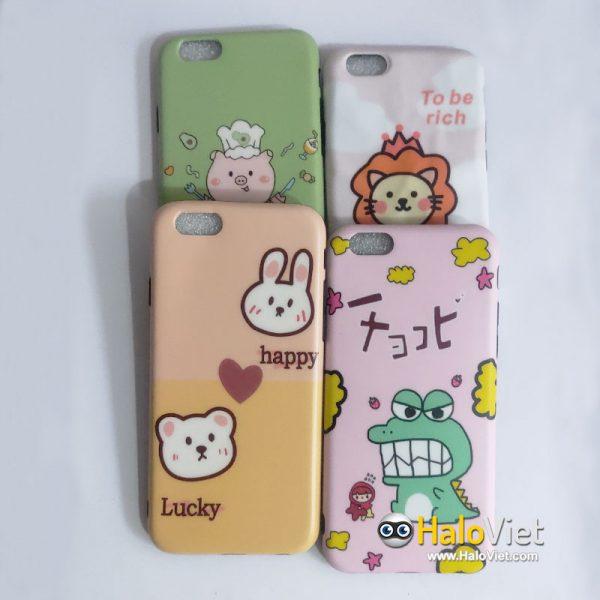 Ốp IDM Hàn Quốc chống bám bẩn cho iPhone 6/6s - 1