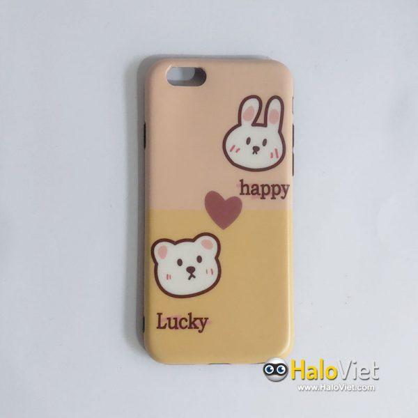 Ốp IDM Hàn Quốc chống bám bẩn cho iPhone 6/6s - 2