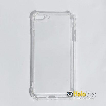 Ốp lưng dẻo trong suốt chống sốc cho iPhone 7 Plus/8 Plus - 1