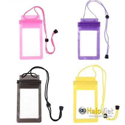 Túi chống nước bảo vệ điện thoại 3 lớp cao cấp - 1