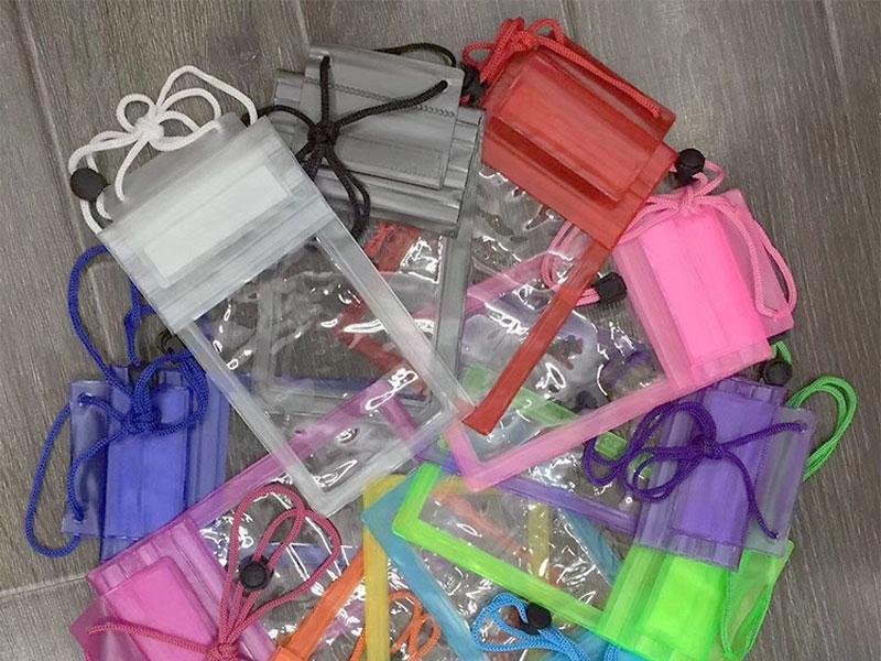 Túi chống nước bảo vệ điện thoại 3 lớp cao cấp - 3