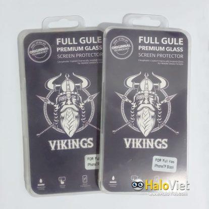 Kính cường lực full keo 9D Vikings cho iPhone 7 Plus/8 Plus - 1