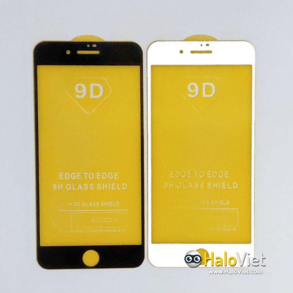 Kính cường lực full keo 9D Vikings cho iPhone 7 Plus/8 Plus - 4