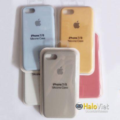 Ốp chống bẩn nhiều màu cho iPhone 7/8 - 1