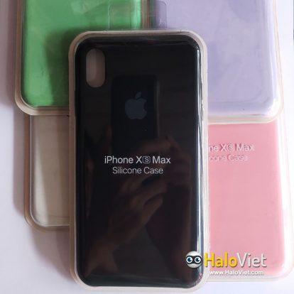 Ốp chống bẩn nhiều màu cho iPhone Xs Max - 1