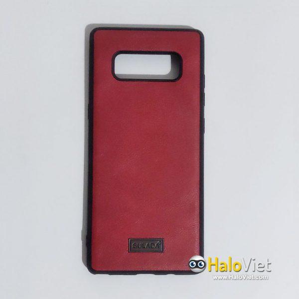 Ốp da Sulada cho Samsung Galaxy Note 8 - 2