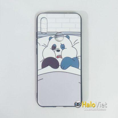 Ốp dẻo 6D in hình cho Xiaomi Redmi Note 7 - 1