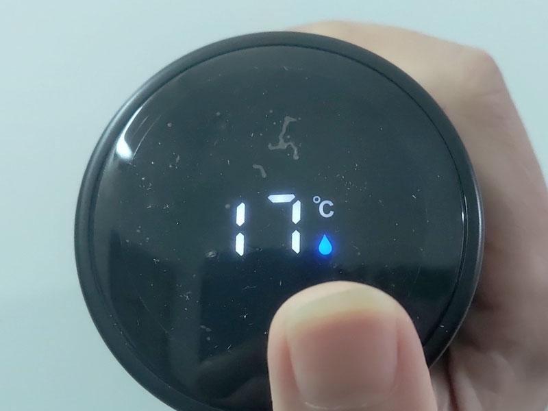 Bình giữ nhiệt thông minh hiển thị nhiệt độ Halo Việt FG2480 500ml - 12