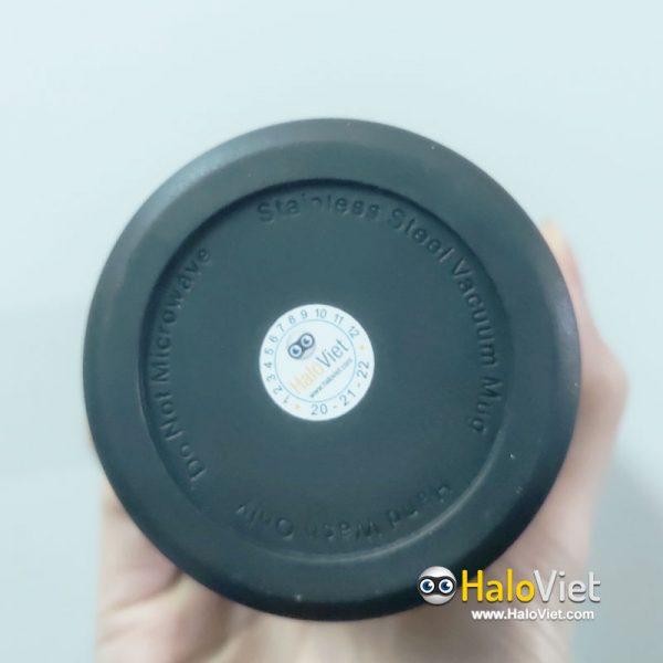 Bình giữ nhiệt thông minh hiển thị nhiệt độ Halo Việt FG2480 500ml - 9