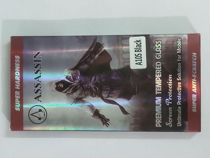 Kính cường lực full màn hình Assassin cho Samsung Galaxy A10S - 4
