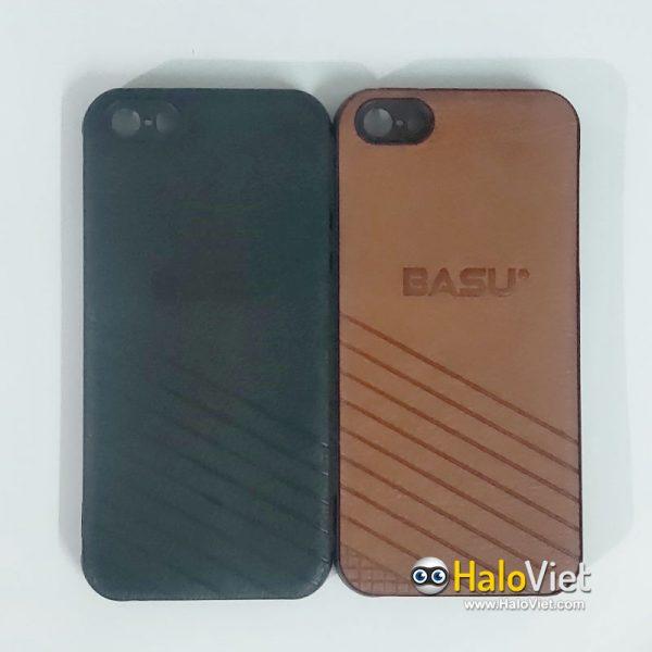 Ốp da Basu cho iPhone 5/5S - 2