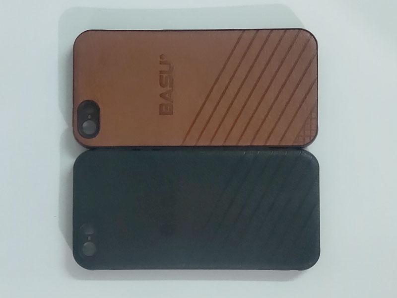 Ốp da Basu cho iPhone 5/5S - 4