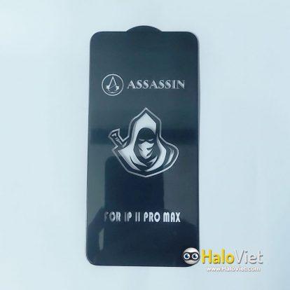 Kính cường lực full màn hình Assassin cho iPhone 11 Pro Max - 1